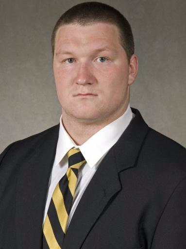 I don't usually give mugshots this much play. But I think Bulaga's pretty much says it all. (UI sports info)